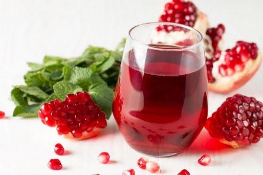 pomagranate juice