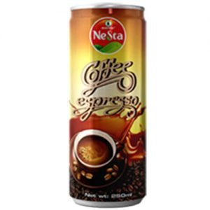 250ml canned Coffee Espresso drink