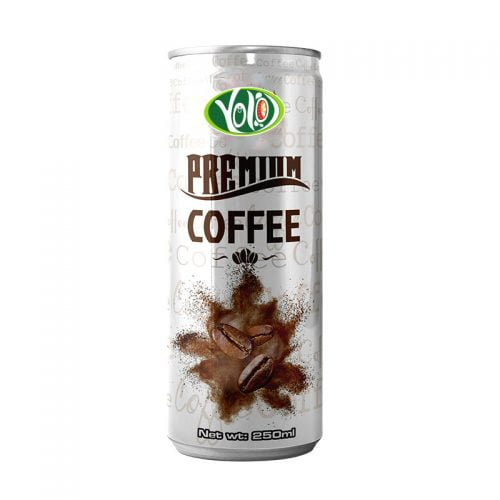 250ml canned premium coffee drink