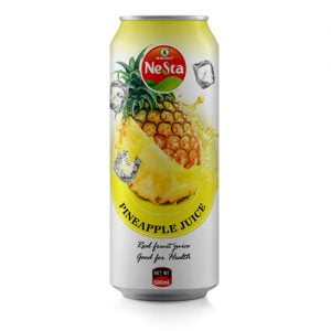 canned pineapple juice 500ml