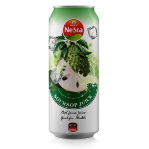 thức uống mãng cầu lon 500ml