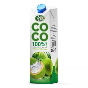 1L Coconut water 100% pure