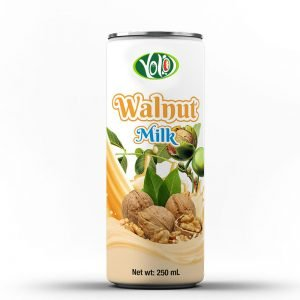 250ml canned walnut milk