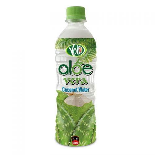 500ml aloe vera drink coconut water