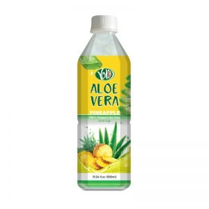 Natural Aloe Vera with Pineapple Juice