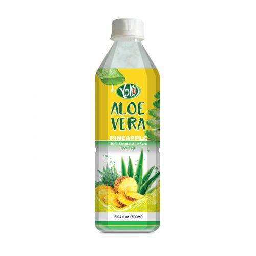 Natural Aloe Vera with Pineapple Juice