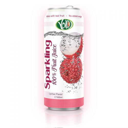Sparkling Lychee Juice