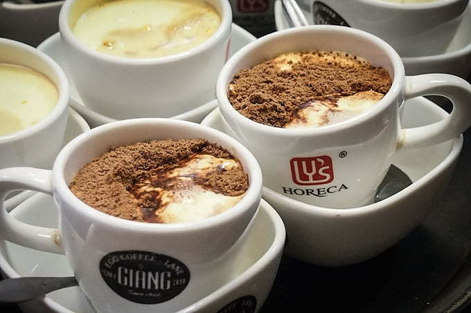 Hanoi among world's best places for coffee