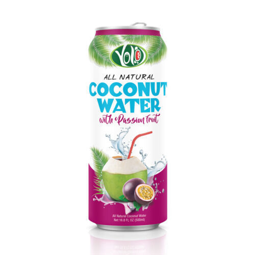High quality Coconut water passion-fruit not from concentrate