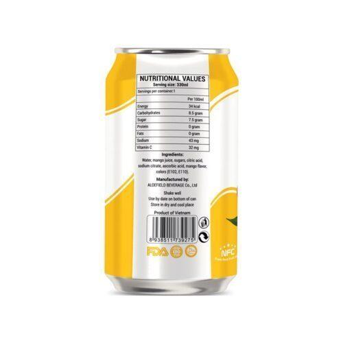 fresh fruit mango juice Non GMO
