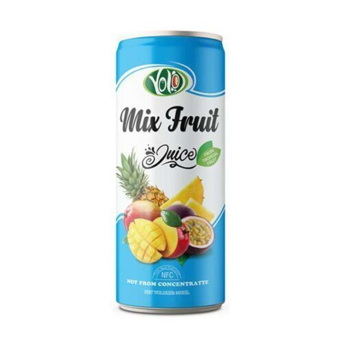 wholesale fresh natural mixed fruit juice