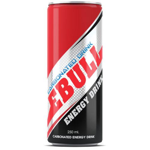 carbonate drink energy drink ebull 8