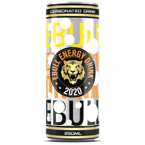 premium carbonated energy drink ebull 6 supplier private label