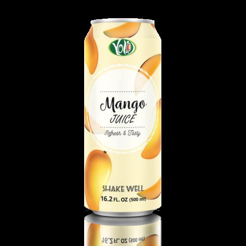 High quality refresh and tasty 500ml mango juice drink